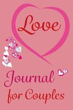 Love Journal for Couples