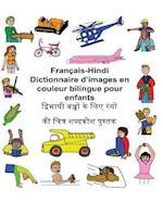 Francais-Hindi Dictionnaire D'Images En Couleur Bilingue Pour Enfants