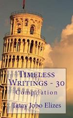 Timeless Writings - 30