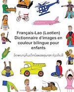 Francais-Lao (Laotien) Dictionnaire D'Images En Couleur Bilingue Pour Enfants