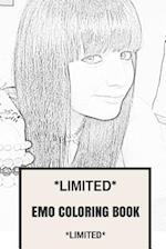 *Limited* Emo Coloring Book