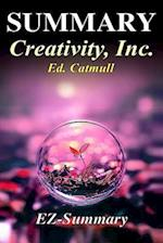 Summary - Creativity Inc.