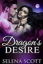 Dragon's Desire af Selena Scott