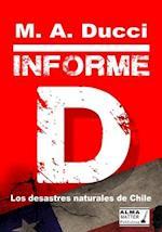 Informe D, Los Desastres Naturale de Chile