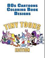 80s Cartoons Coloring Book Designs