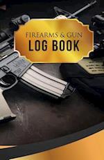 Firearms & Gun Log Book