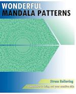 Wonderful Mandala Patterns Coloring (Stress Relieving)