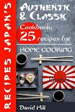 Authentic and Classic Recipes Japan's.