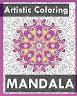 Artistic Coloring Books