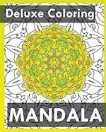 Deluxe Coloring Book
