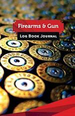 Firearms & Gun Log Book Journal