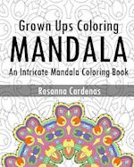 Grown Ups Coloring Book