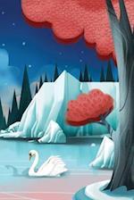 A Winter Swan Notebook