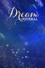Dream Journal Night Sky Blue