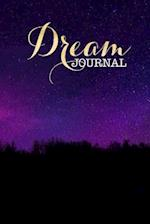 Dream Journal Night Sky Twinkling Stars