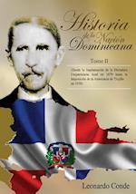 Historia de La Nacion Dominicana, Tomo 2