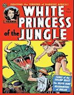 White Princess of the Jungle # 4