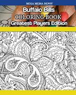 Buffalo Bills Coloring Book Greatest Players Edition