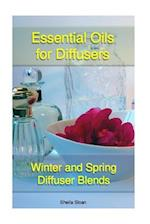 Essential Oils for Diffusers