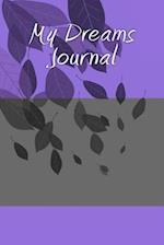 My Dreams Journal