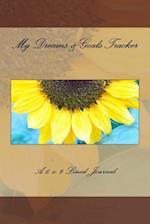 My Dreams & Goals Tracker