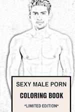 Sexy Male Porn Coloring Book