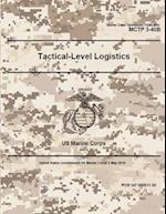 Marine Corps Techniques Publication McTp 3-40b US Marine Corps Tactical-Level Logistics 2 May 2016