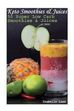 Keto Smoothies & Juices