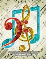 Music Journal - Songwriting Notebook 3