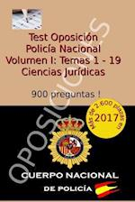 Test Oposicion Policia Nacional I