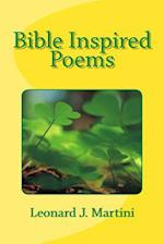 Bible Inspired Poems