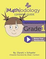 [M4th]odology Learning Guide Mathematics Practice for Grade 1