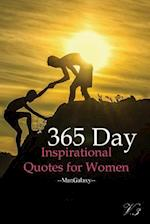 365 Day Inspirational Quotes for Women V.3