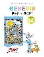 Genesis-David y Goliat-Tomo 14