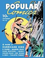 Popular Comics #45