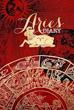 Aries Zodiac Sign Horoscope Symbol Journal