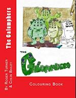 The Galumphers Colouring Book