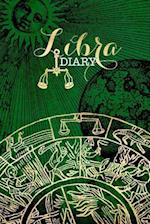 Libra Zodiac Sign Horoscope Symbol Journal