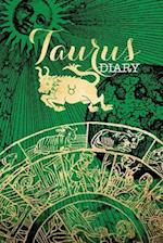 Taurus Zodiac Sign Horoscope Symbol Journal