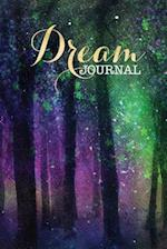 Dream Journal Forest Trees Woods Dreamy Stars