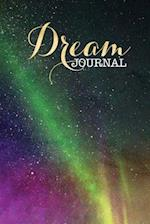 Dream Journal Cosmic Colors Universe Galaxy Outer Space Stars Sky