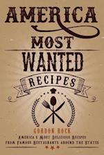 America Most Wanted Recipes