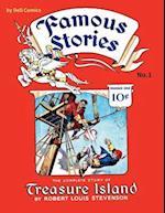 Famous Stories 1 - Treasure Island