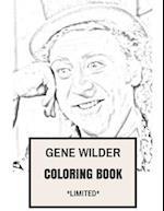 Gene Wilder Coloring Book