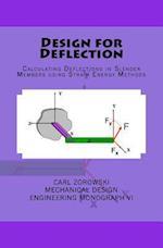 Design for Deflection