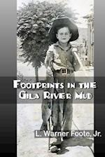 Footprints in the Gila River Mud