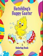 Hatchling's Happy Easter Coloring Book