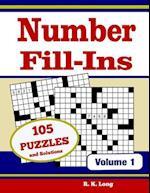 Number Fill Ins, Volume 1 af R. K. Long