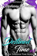 Destined Time af Stephany Wallace