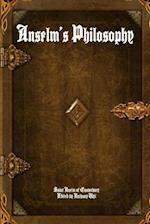 Anselm's Philosophy
